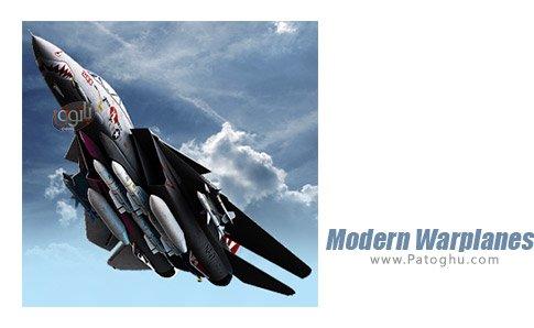 دانلود بازی هواپیماهای مدرن جنگی برای اندروید + نسخه مود Modern Warplanes