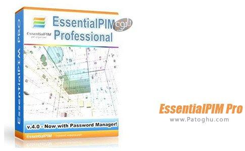 دانلود نرم افزار EssentialPIM Pro برای ویندوز