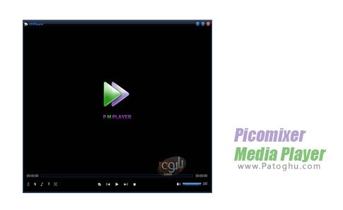 دانلود نرم افزار Picomixer Media Player برای ویندوز