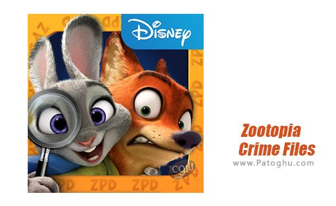 دانلود بازی Zootopia Crime Files برای اندروید