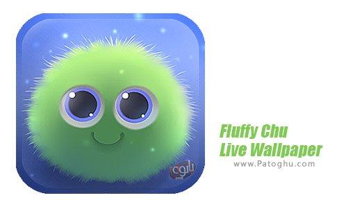 دانلود نرم افزار Fluffy Chu Live Wallpaper برای اندروید