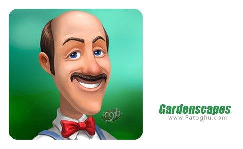 دانلود بازی Gardenscapes برای اندروید