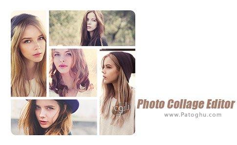 دانلود نرم افزار Photo Collage Editor برای اندروید