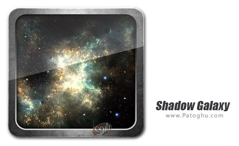 دانلود تم Shadow Galaxy برای اندروید