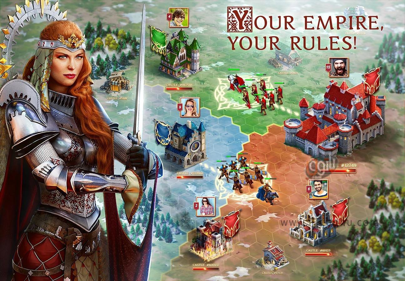 Throne Kingdom