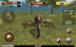 دانلود بازی شبیه ساز سه بعدی گرگ وحشی برای اندروید 1.1 Wild Wolf Simulator 3D