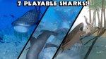 دانلود بازی شبیه سازی کوسه برای اندروید Ultimate Shark Simulator v1.1