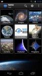 نرم افزار رسمی ناسا برای اندروید 1.66 NASA App