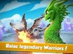 دانلود بازی افسانه ی اژدها مانیا برای اندروید 2.3.0 Dragon Mania Legends