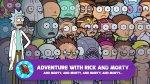 دانلود بازی Pocket Mortys برای اندروید