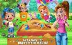 دانلود بازی Babysitter Mania - Kids Game برای اندروید