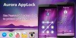 دانلود نرم افزار AppLock Aurora برای اندروید