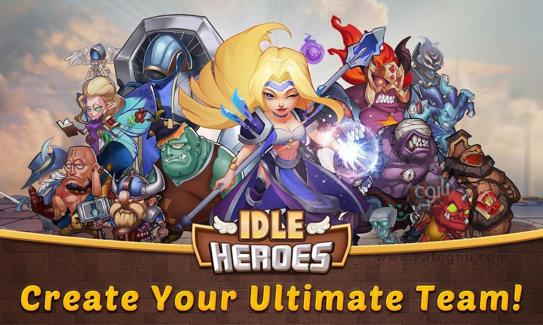 Clicker Heroes 2 | Pics | Download |