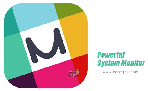 دانلود نرم افزار Powerful System Monitor برای اندروید