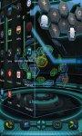 نرم افزار Next Technology Theme 3D LWP برای اندروید