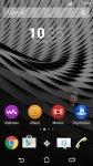 دانلود نرم افزار Theme eXp - Elegant Blackبرای اندروید