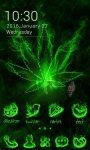 دانلود نرم افزار Weed Rasta GO Launcher Theme برای اندروید
