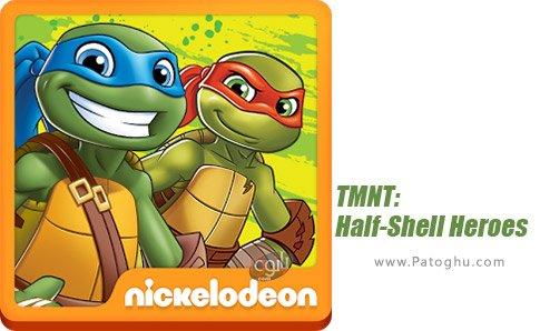 دانلود بازی TMNT: Half-Shell Heroes برای اندروید