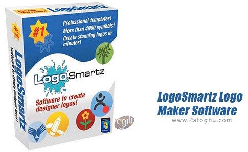 دانلود نرم افزار LogoSmartz Logo Maker Softwar برای اندروید
