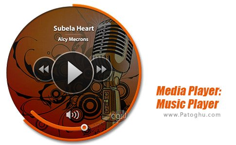 دانلود نرم افزار Media Player Music Player برای اندروید