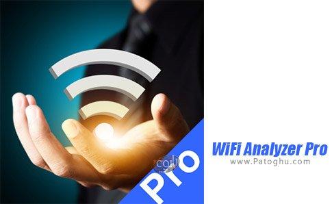 دانلود نرم افزار WiFi Analyzer Pro برای اندروید