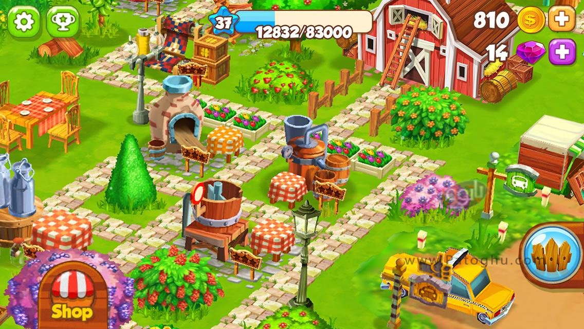 Happy Farm - Free download and software reviews - CNET ...