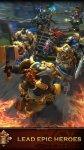 دانلود بازی War Storm: Clash of Heroes برای اندروید
