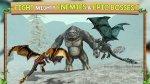دانلود بازی Dragon Sim Online: Be A Dragon برای اندروید