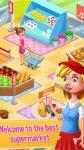 دانلود بازی Supermarket Manager Kids Games برای اندروید