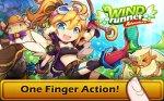 دانلود بازی WIND runner adventure برای اندروید