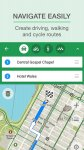 دانلود MAPS.ME – Map & GPS Navigation برای اندروید