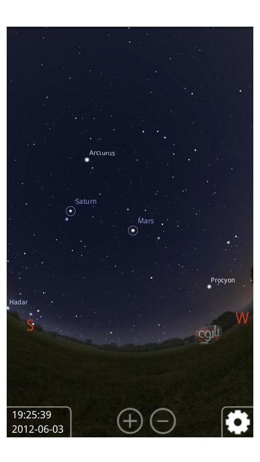 Stellarium mobile sky map apk 1 5 for android