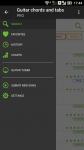 نرم افزار Guitar chords and tabs PRO