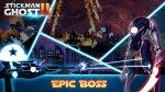 دانلود Stickman Ghost 2: Galaxy Wars برای اندروید