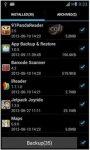 نرم افزار Super Backup Pro: SMS&Contacts
