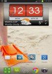 دانلود 3D Flip Clock & Weather Pro