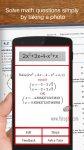 دانلود AutoMath Photo Calculator برای اندروید
