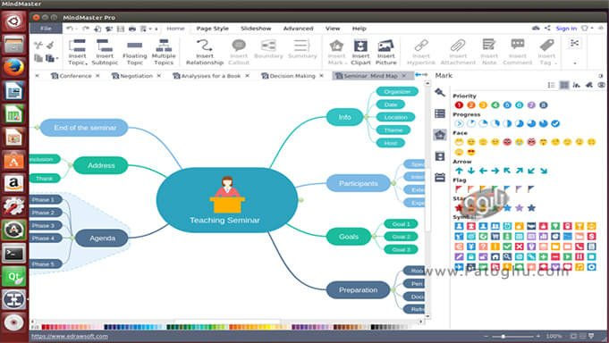 نرم افزار ساخت فلوچارت پروژه ها ( برای ویندوز ) Edraw